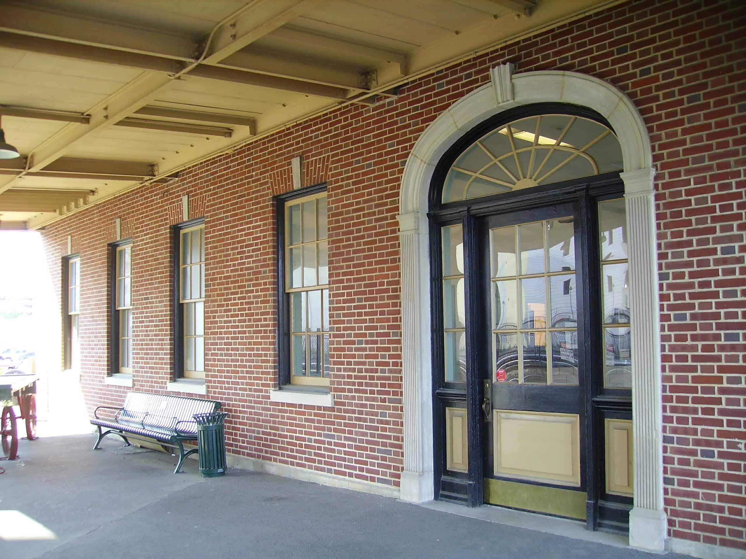 B&O Station