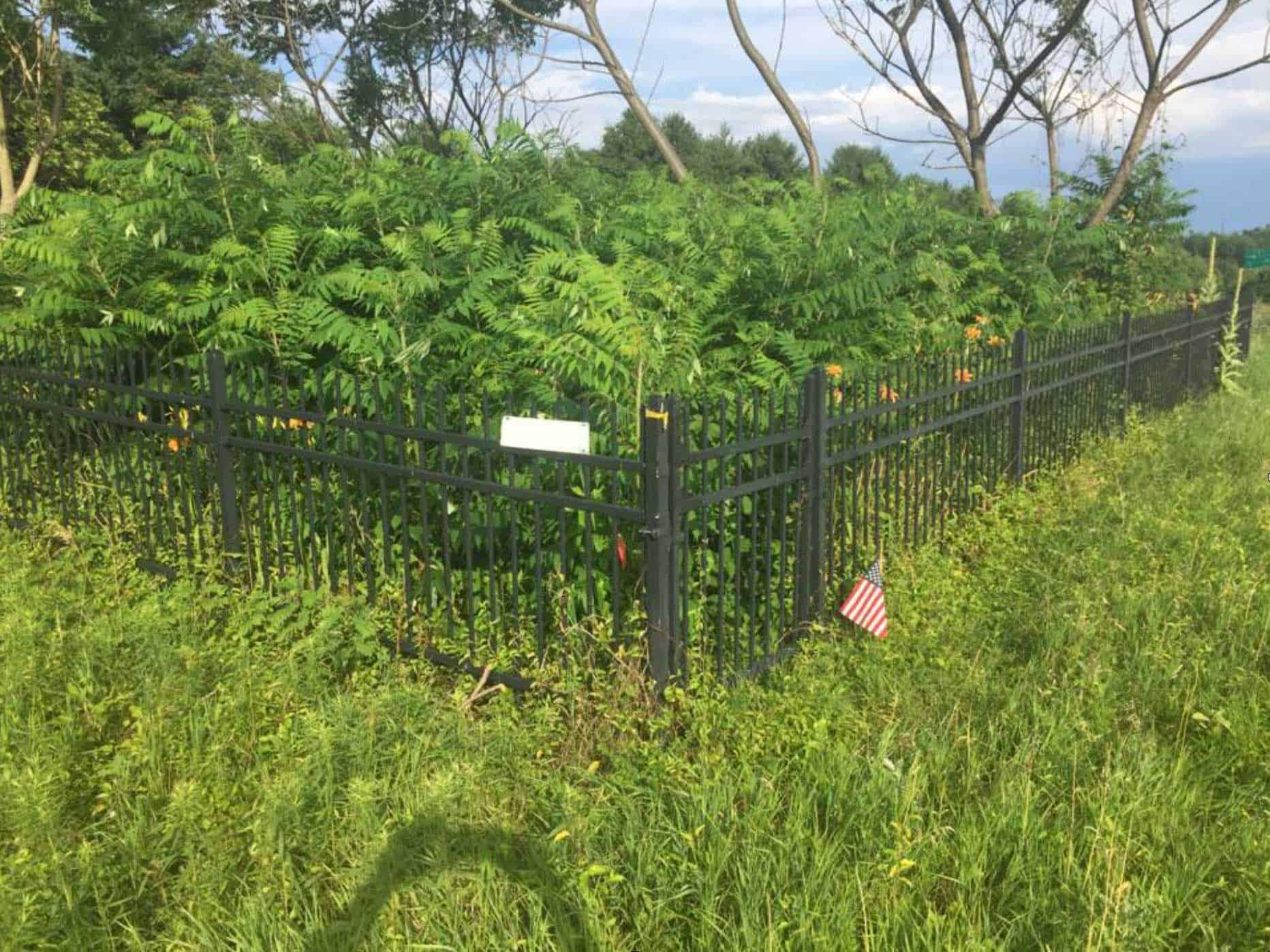 Zachariah Waters Cemetery